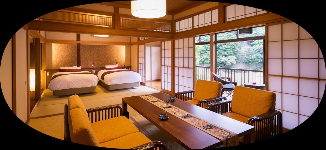 松の荘 お部屋
