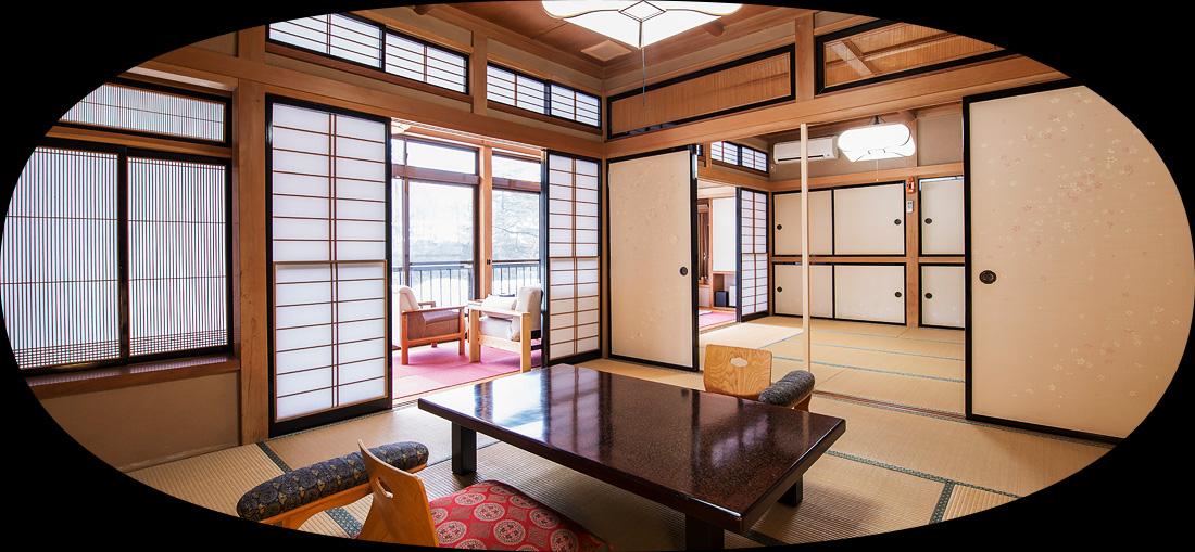 桜の荘 お部屋