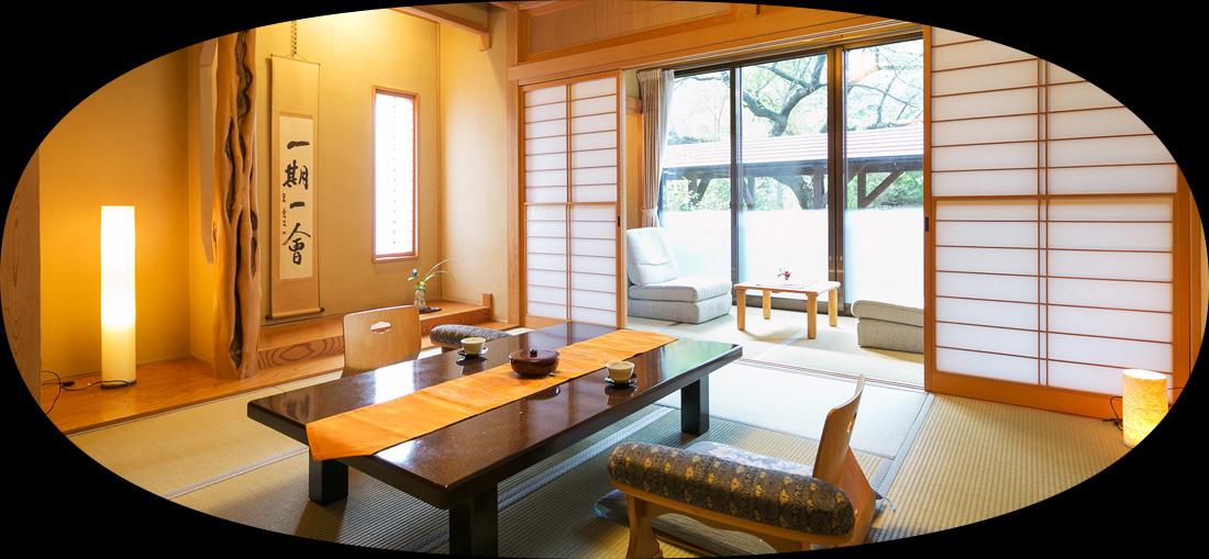 椿の荘 お部屋